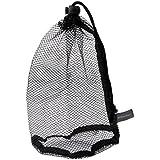 Perfeclan 球類保管 ナイロンネット袋 簡単収納 コレクター ゴルフボール 収納バッグ テニスボール 高品質