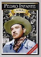 La Vida De Pedro Infante [NTSC/Region 1 and 4 dvd. Import - Latin America](1966) Spanish Audio Only [並行輸入品]