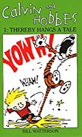 Calvin And Hobbes Volume 1 `A': The Calvin and Hobbes Series: Thereby Hangs a Tail