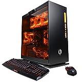 CyberpowerPC Gamer Supreme液体Cool W /インテルi7–7700K 4.2GHz CPU AMD RX 480 8GB ブラック SLC8460Q