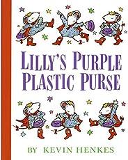 Lilly's Purple Plastic P