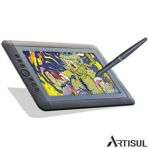液晶 ペンタブレット 13.3インチ フルHD液晶 Artisul D13(SP1301) 日本正規代理店品【ARTISUL】