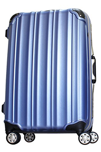 (ビータス) Beatas スーツケース BH-F2000 小型 Sサイズ エンボスライトブルー【2000 S/E-LB】