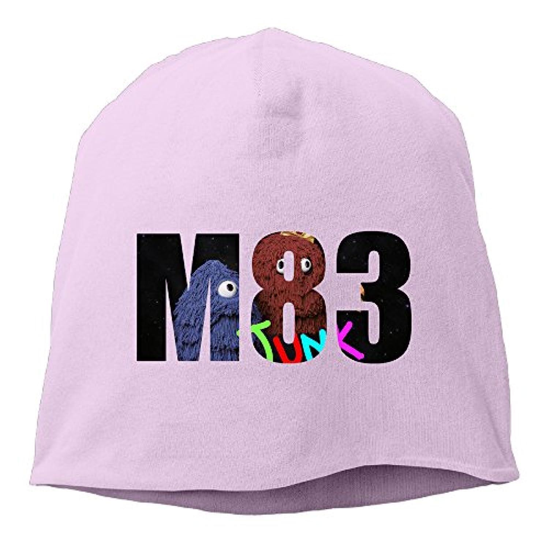 カミシ Kamici 大人 ヘッジキャップ M83 バンド アンティーブ ボーカール ヒップホップ フィットネス 柔らかい ピンク One Size