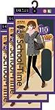 (アツギ)ATSUGI タイツ 【日本製】 School Time(スクールタイム) スクールタイツ 110デニール (光発熱) 〈2足組3セット〉(FP88122P) ブラック L~LL