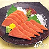 【 海鮮市場 北のグルメ 】活〆時しらずとろルイベ 背・ハラス 220g前後 時鮭るいべ 刺身 時鮭