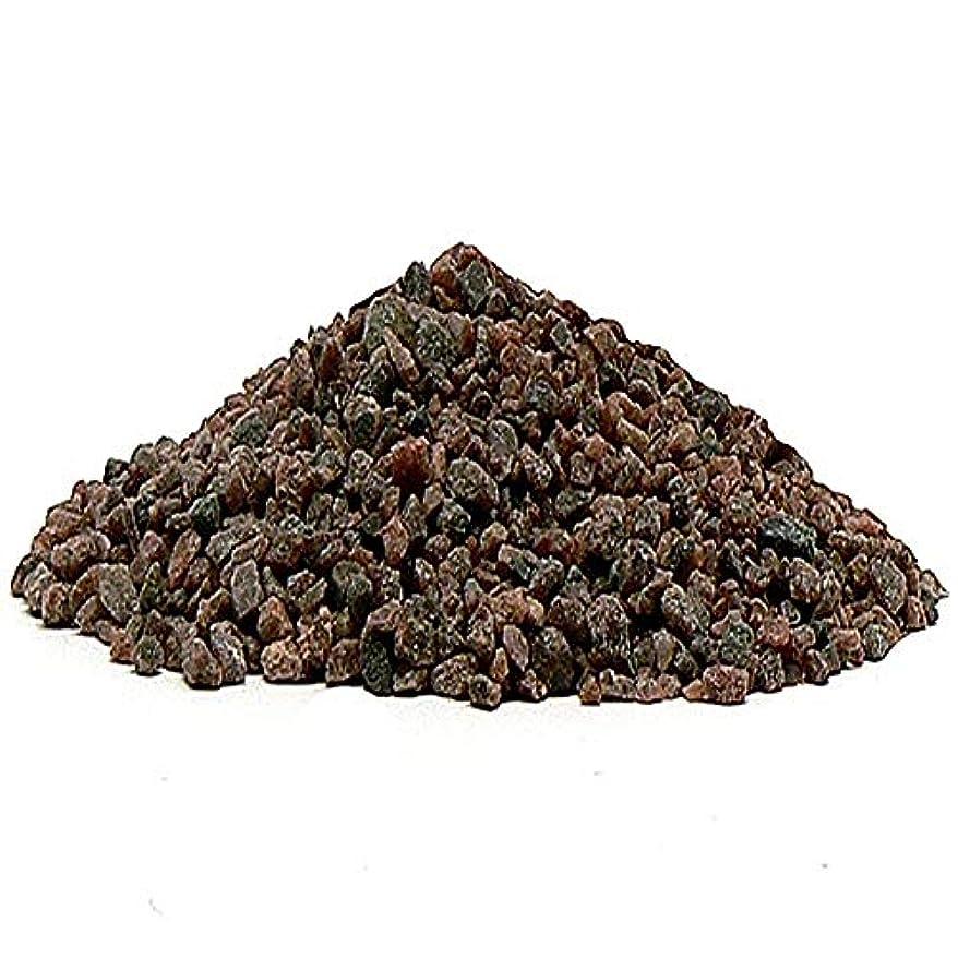 塩辛い乳白繰り返す増量中! ヒマラヤ岩塩 ブラックソルト 入浴用 バスソルト(小粒) 黒岩塩 (2kg+300g増量)