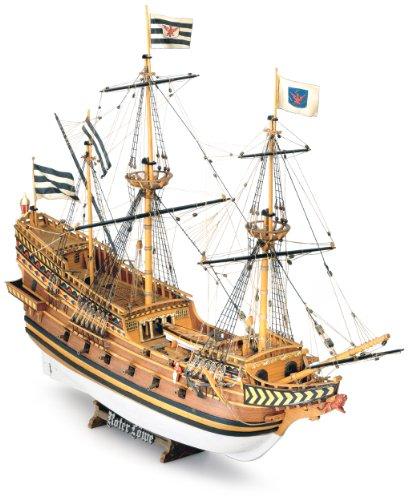 1168木製帆船模型 マモリ社 MV19 ローテルレーベ