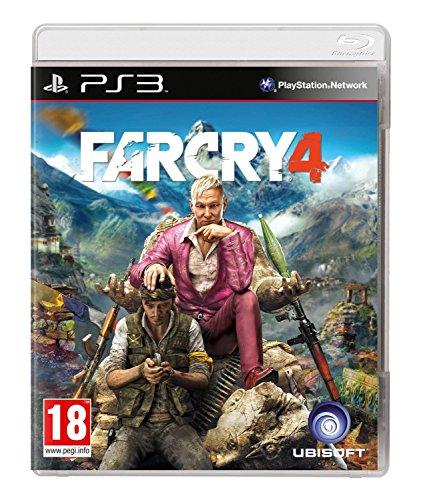 Far Cry 4 (PS3) (輸入版)
