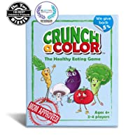 [クランチカラー]Crunch a Color : The Healthy Eating Game for Kids HealthyEatingGame [並行輸入品]