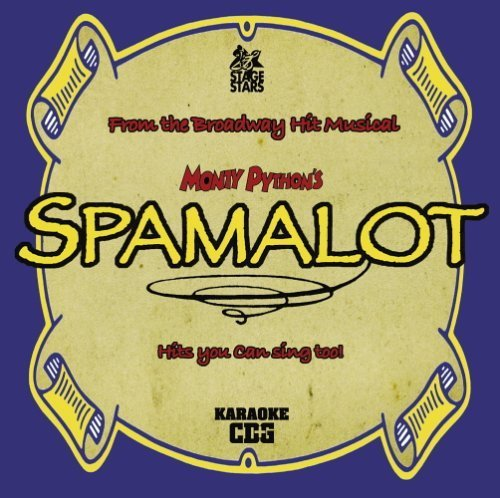 Monty Python's Spamalot: From the Hit Broadway Musical - Hits You Can Sing Too! by N/A (2006-04-01) 【並行輸入品】