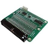 ワイツー I2C アナログ入力ボード ADC ラズベリーパイ拡張ボード AIO-32/0RA-IRC