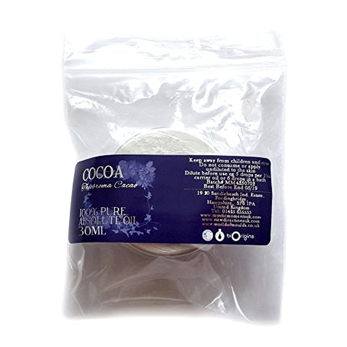 記念品通信する対人Cocoa Absolute 30ml - 100% Pure