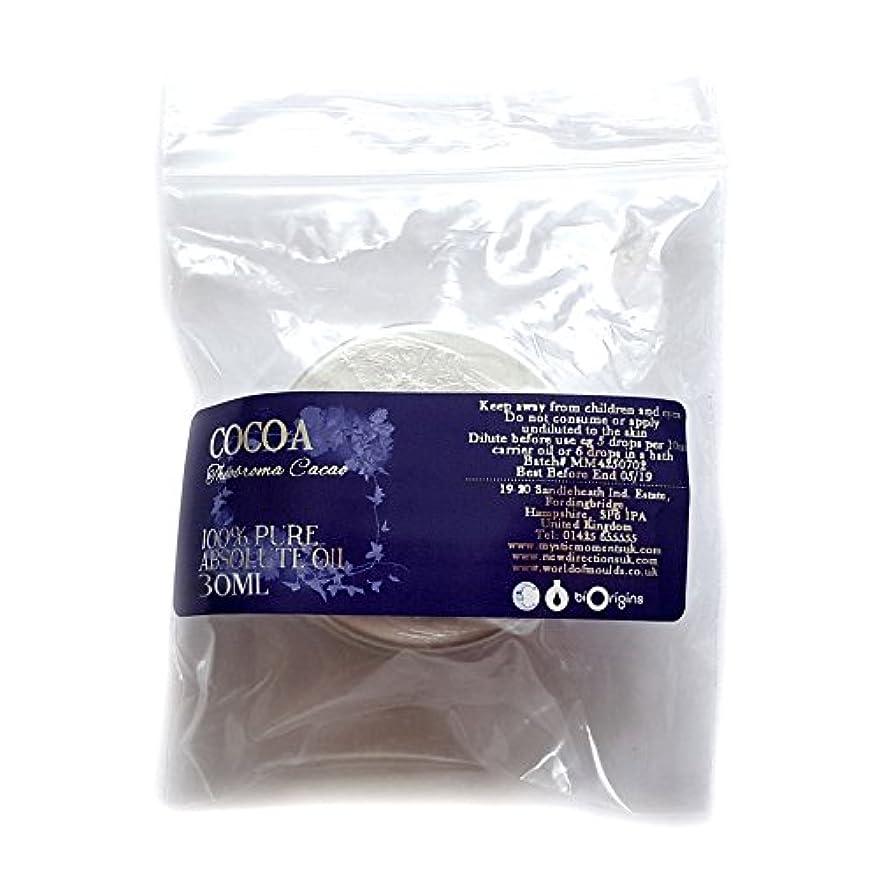 証拠全体赤Cocoa Absolute 30ml - 100% Pure