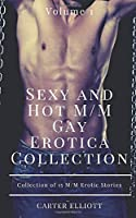 Sexy and Hot M/M Gay Erotica Collection - Volume 1: Collection of 15 M/M Erotic Stories