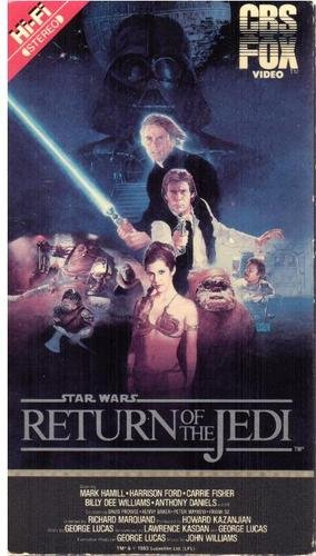 Return of the Jedi [VHS] [Import]