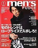 men's FUDGE (メンズ・ファッジ) 2010年 01月号 [雑誌]