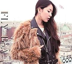 BoA「FLY」のCDジャケット
