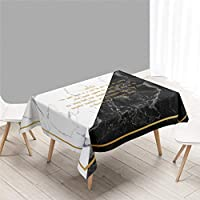 印刷 テーブル クロス,四角形 装飾的です テーブル,デスクトップ装飾 ビュッフェ テーブルに最適 第三者 バーベキューの 結婚 もっとその-C 50x150cm(20x59inch)