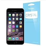 iPhone 6 Plus ケース, Spigen® 【 高い 透明度 】 液晶保護フィルム 3枚入  クリスタル クリア (国内正規品) (クリスタル クリア 【SGP10873】)