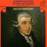 ハイドン:ピアノ・ソナタ第23番/同第32番/同第36番/同第37番