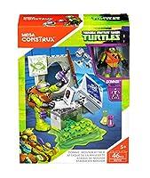 Mega Construx Teenage Mutant Ninja Turtles Donnie's Mouser Attack Building Kit