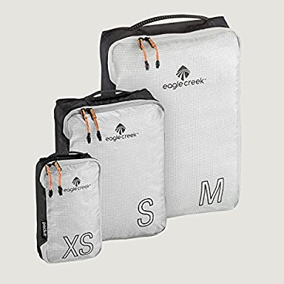 Eagle Creek Pack-It Specter Tech Cube Set XS/S/M Black White One Size