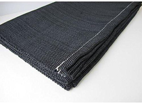 スパッタシート カーボンクロス 1m×1m ほつれ防止縫製品...
