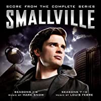 Smallville: Score From Complete Series