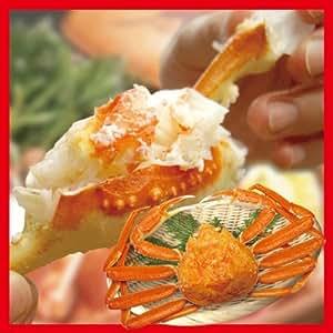【冷凍】【訳あり・わけあり】ボイル姿ずわい蟹たっぷり500g!丸ごと1杯 ボイルズワイガニ姿食べ放題! [その他]