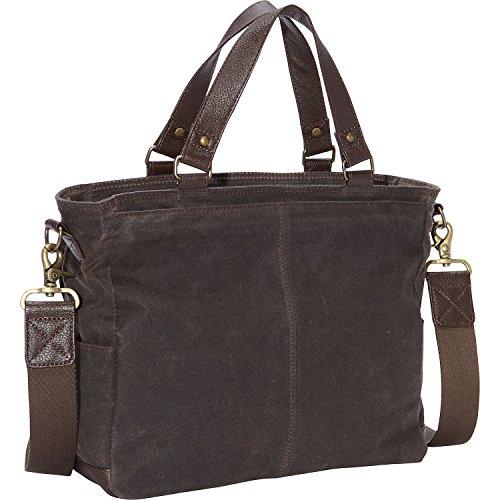 トーケン バッグ スーツケース Nostrand Waxed Duffle Bag (XS) Dark Brown [並行輸入品]