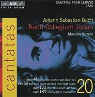 Cantatas-Vol. 20