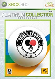 Rockstar Games presents Table Tennis Xbox 360 プラチナコレクション
