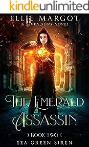 The Emerald Assassin 2巻 表紙画像