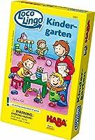 HABA Loco Lingo Kindergarten Game [並行輸入品]