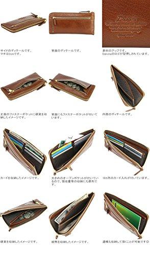 f1b40ccd1a50 ... ダコタ 長財布 本革 モデルノ 0035086 (0034086) レディース グリーン DA-34086- ...