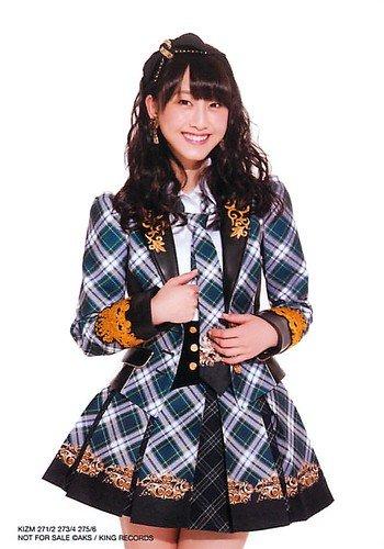 AKB48 公式生写真 前しか向かねえ 通常盤 封入特典 前しか向かねえ Ver. 【松井玲奈】