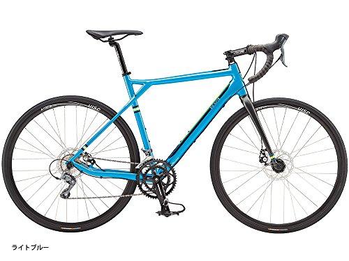 GT (ジーティー) 2016 グレード アロイ CLARIS2x8sDISC ロードバイク 500 ライトブルー 9166700