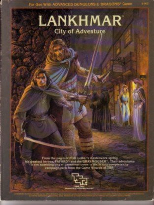 Lankhmar, City of Adventure