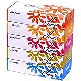 エルモア ティッシュ 400枚(200組)×5箱組