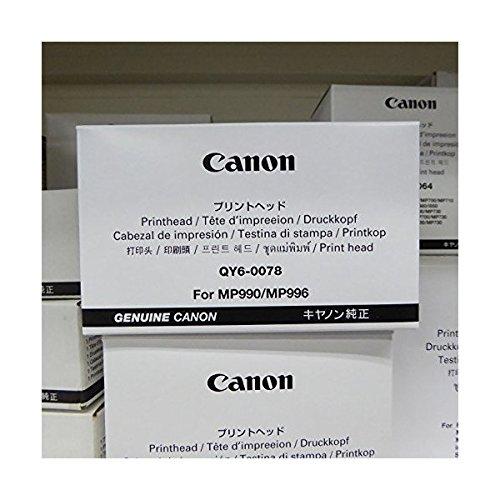 Canon プリントヘッド QY6-0078