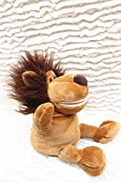 12 Hand Puppets Early Childhood Lovely Animals Big Hand Puppets for Children Story Telling Stuffed Plush Toy for Adults Little Lion [並行輸入品]