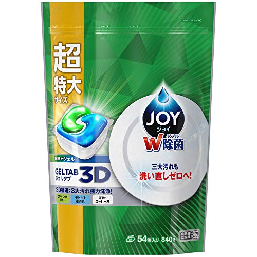 ジョイ ジェルタブ 食洗機用洗剤 54P