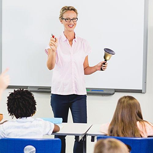 Educational Insights No Yell Bell 【英語教材 教室用品 効果音】 注目!鳴る しゃベ~ル(ベル) 正規品 Educational Insights
