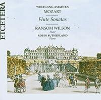 Flute Sonatas 3 by W.A. Mozart (1995-04-16)