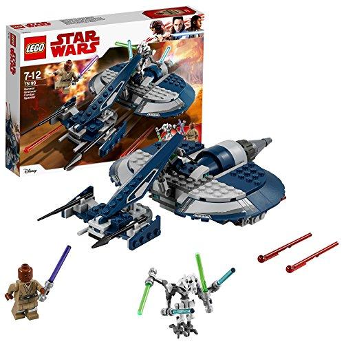 レゴ(LEGO) スター・ウォーズ グリーウ?ァス将軍のコンバット・スピーダー 75199