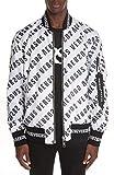 [ヴェルサス ヴェルサーチ] メンズ ジャケット・ブルゾン VERSUS Versace Diagonal Mirror Logo Reve [並行輸入品]