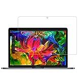 【Olycism】2016 新しい MacBook Pro 13インチ 強化ガラスフィルム(2016 New MacBook Pro Retina Touch Bar 搭載モデル)採用0.26mm 強化ガラス ラウンドカッティング 硬度9H ラウンドエッジ加工 耐指紋 撥油性 高透過率液晶保護フィルム (MacBook Pro Retina 13 インチ/ ガラスフィルム)