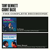 The Complete Recordings + 2 bonus tracks by Tony Bennett / Count Basie (2012-02-21)