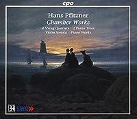 プフィッツナー:代表的な室内音楽ボックス・セット (Pfitzner: Chamber Works) (4CD)